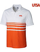 University of Texas San Antonio Stripe Polo