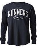University of Texas San Antonio Roadrunners Watch Hill Waffle Long Sleeve T-Shirt
