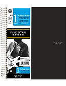 NOTEBOOK 1 SUBJECT 8x11 5STAR TREND