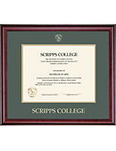 Scripps College Diploma Frame Classic