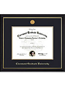 Claremont Graduate University Coronado MA Diploma Frame -ONLINE ONLY