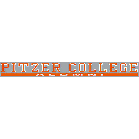 Product: Pitzer College            Decal Alumni