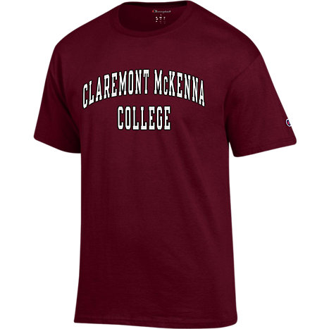 Claremont Mckenna College Short Sleeve T Shirt Pomona