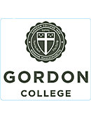 Gordon College Fighting Scots 4' x 4' Magnet