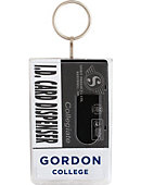 Gordon College Thumbnotch Cardguard