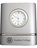Gordon College Trillium Desk Clock