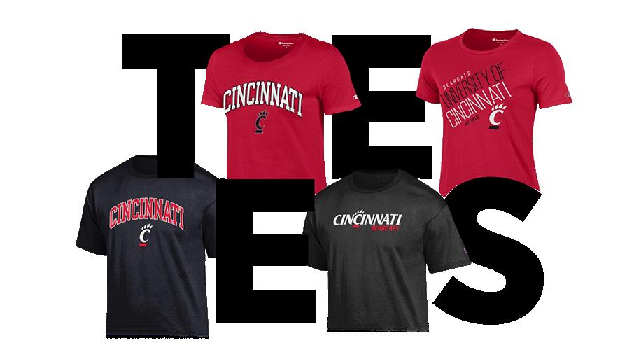 aa107b47 University of Cincinnati Apparel   Gear, Merchandise & Gifts