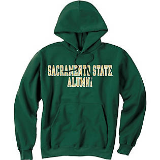 Sacramento State University Girls Pullover Hoodie Brushed School Spirit Sweatshirt
