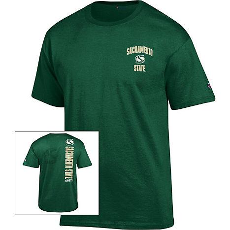 Sacramento State Short Sleeve T Shirt Sac State