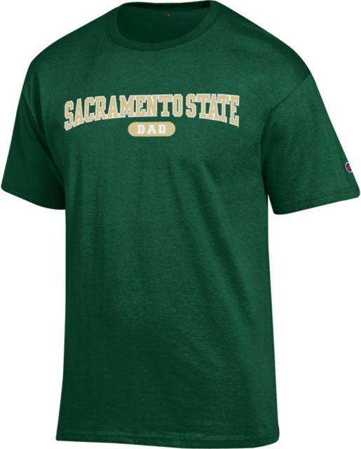 b6107cb85ae Sacramento State Dad T-Shirt