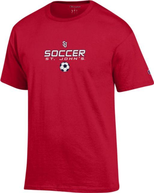 NCAA St. Johns Red Storm T-Shirt V1