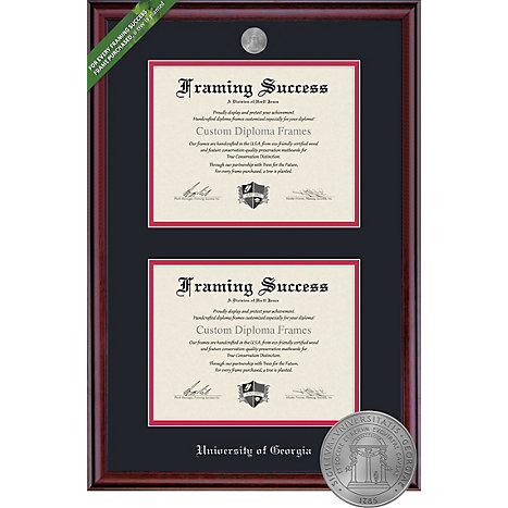 University of Georgia 14\'\' x 17\'\' Classic Diploma Frame | University ...