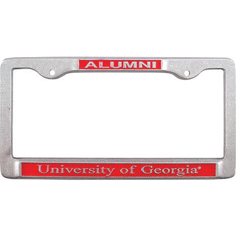 University of Georgia Alumni License Plate Frame | University Of Georgia