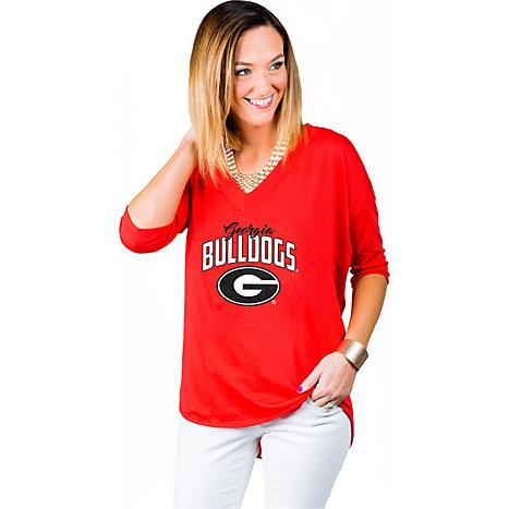 georgia bulldogs female jersey