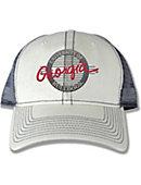 University of Georgia Trucker Snapback Adjustable Cap 861b016197cd
