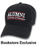 6033a1f7497 University of Georgia Stretch Adjustable Alumni Cap