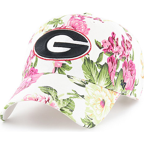 47 University of Georgia Women s Floral Hat edcc94b1ce5