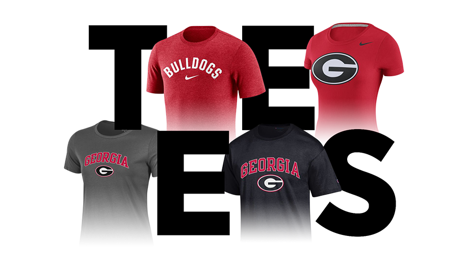 7564f450 Georgia Bulldogs Apparel | UGA Gear, Merchandise & Gifts