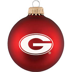 Georgia Bulldogs Decorations Uga Christmas Ornaments Holidays