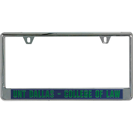 UNT Dallas Jaguars License Plate Frame | University of North Texas ...