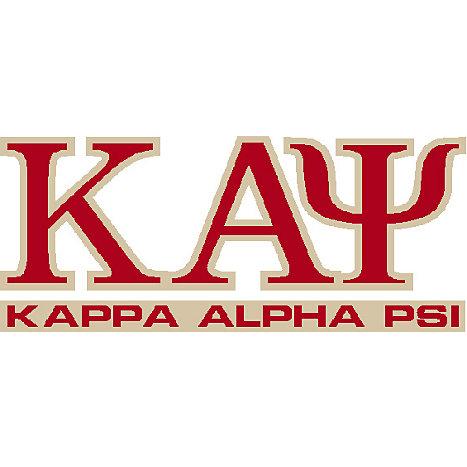 Kappa Alpha Psi Decal Albany State University