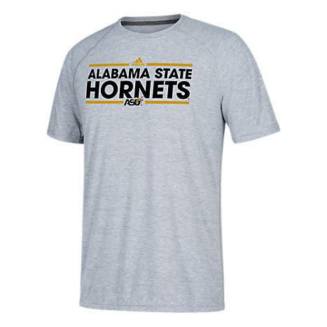 181856702c1 adidas Alabama State University Short Sleeve T-Shirt Extended Sizes