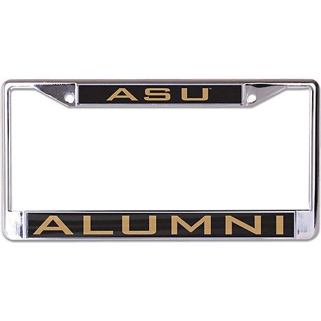 Alabama State University Alumni License Plate Frame | Alabama State ...