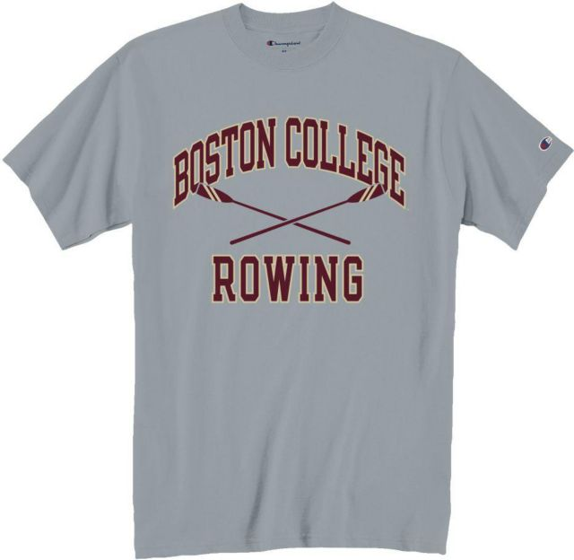 Boston College Rowing Short Sleeve T-Shirt  0a15287abfad