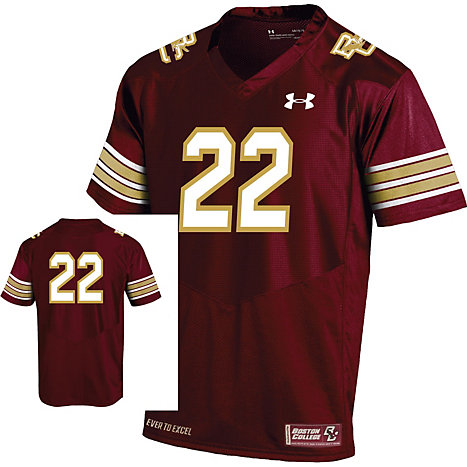 Product  Boston College Eagles  22 Replica Football Jersey 5b199c8af