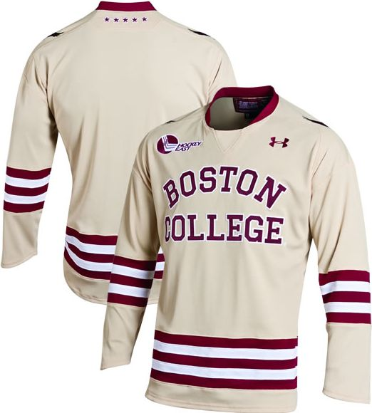 new concept 74427 dfb7c Boston College Youth Hockey Jersey