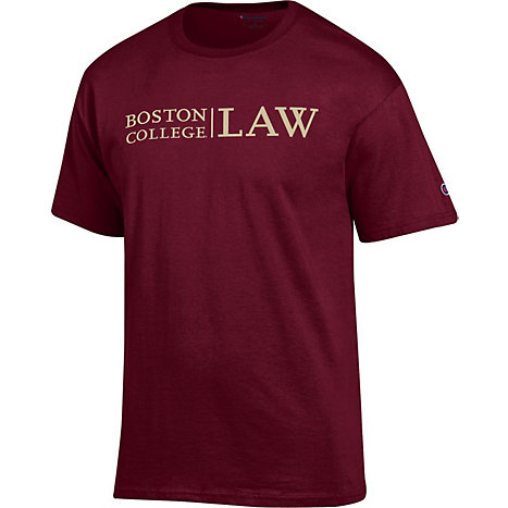 Champion Boston College Law School Law T-Shirt 535519d22bf5