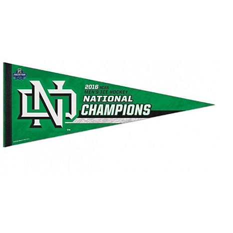 University of North Dakota Hockey 2016 National Champions 12 x 30 ...