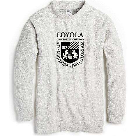 Product  Loyola University Chicago Women s Crew Neck Sweatshirt 1bd84fad2