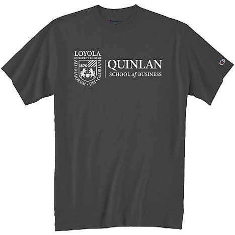 Loyola University Chicago Quinlan School of Business T-Shirt ...