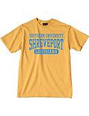 337966d24 Southern University at Shreveport HBCU Essential Short Sleeve T ...