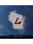 University Of Wisconsin La Crosse License Plate Frames