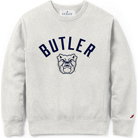 50cf651f3 Butler University Bulldogs Stadium Crew Neck Sweatshirt
