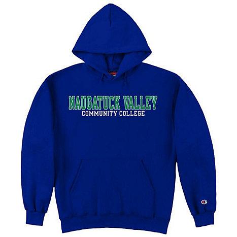 Naugatuck Valley Community College Hooded Sweatshirt Naugatuck