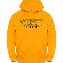 Averett Youth Gold Fleece Hoodie Averett University Cougars