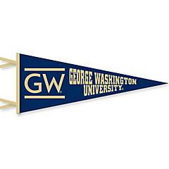 George Washington University 12x30 Felt Pennant