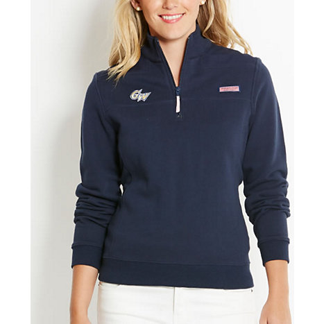 George Washington University Women S 1 4 Zip Shep Shirt