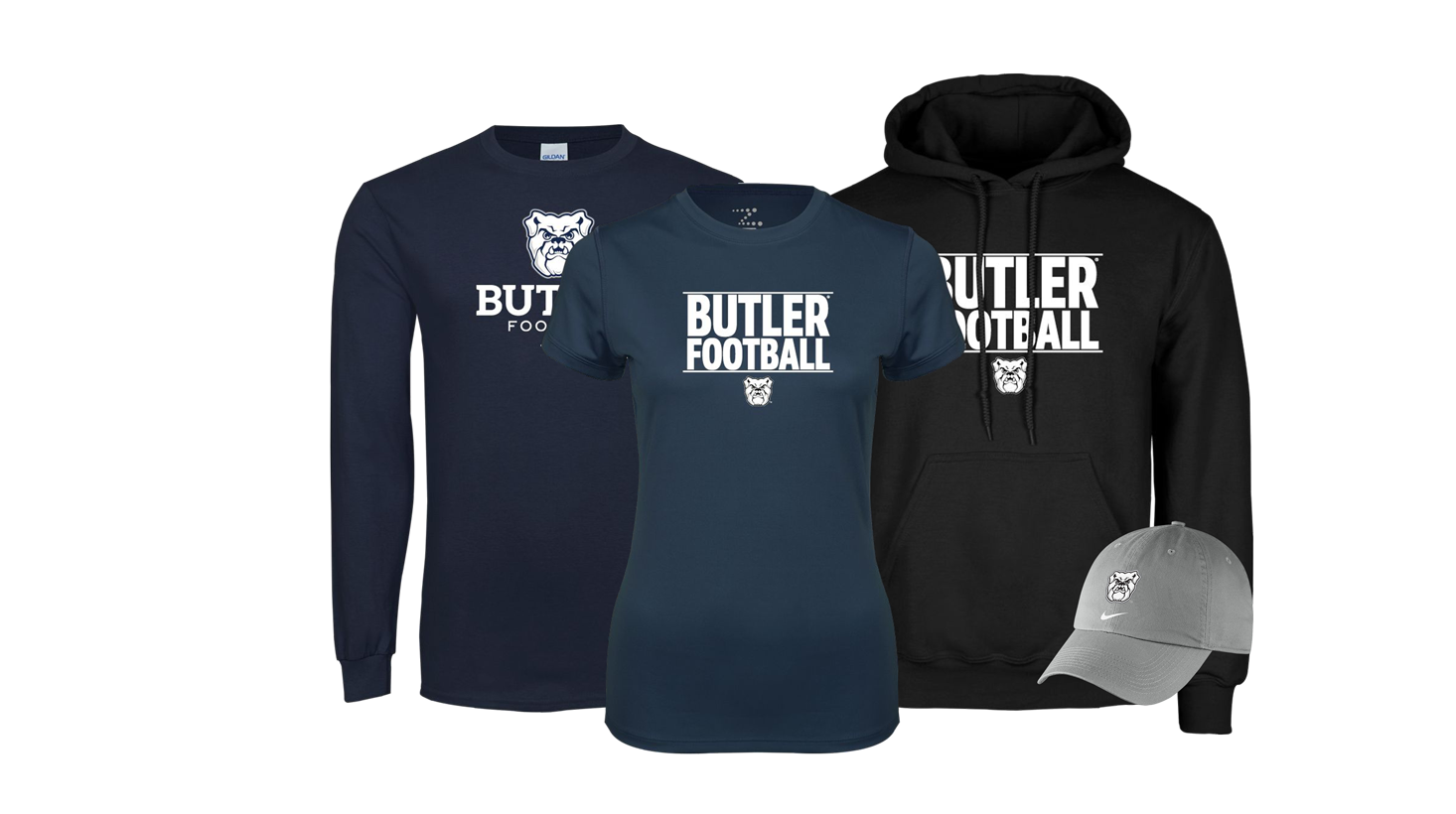 on sale f31ea 2abf1 Butler Bookstore Apparel, Merchandise, & Gifts