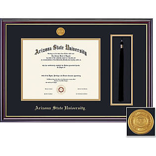 Arizona State University 8 5 X 11 Windsor Diploma Frame Arizona State University