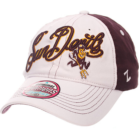 Product  Arizona State University Sun Devils Women s Adjustable Cap 228ac198d45d