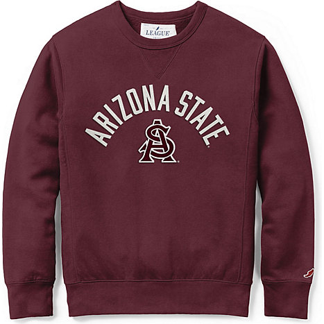 0f9b7ca67 Arizona State University Stadium Crew Neck Sweatshirt