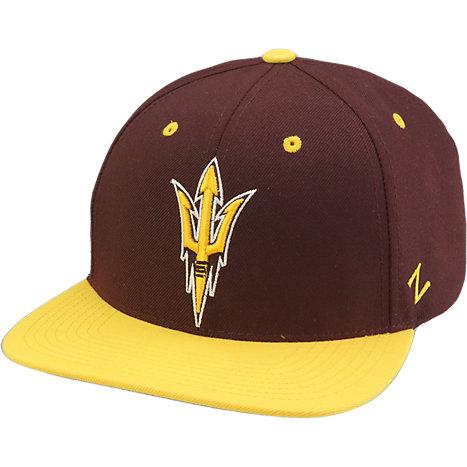 6e43e6c63c3d4 Product  Arizona State University Snapback Cap