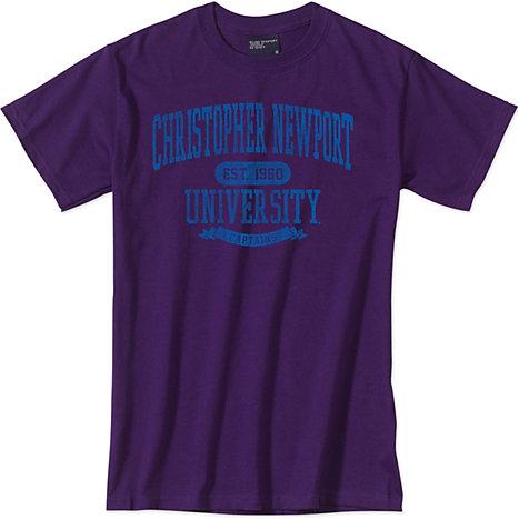 Christopher Newport University T Shirt Christopher