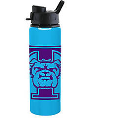 Inc LXG 24-Ounce Sport Water Bottle-I Love My Pug-Black