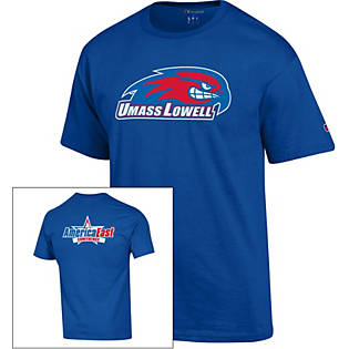 NCAA UMass Lowell River Hawks T-Shirt V2