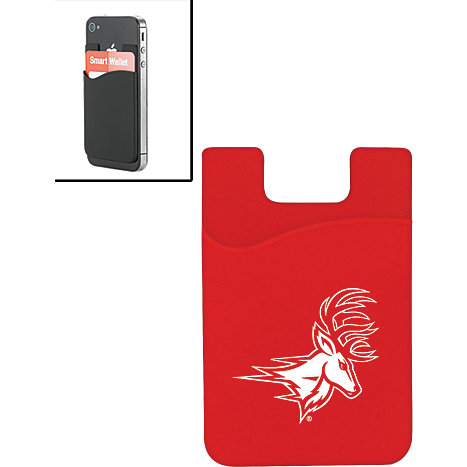 Fairfield University Silicone Media Wallet Fairfield University